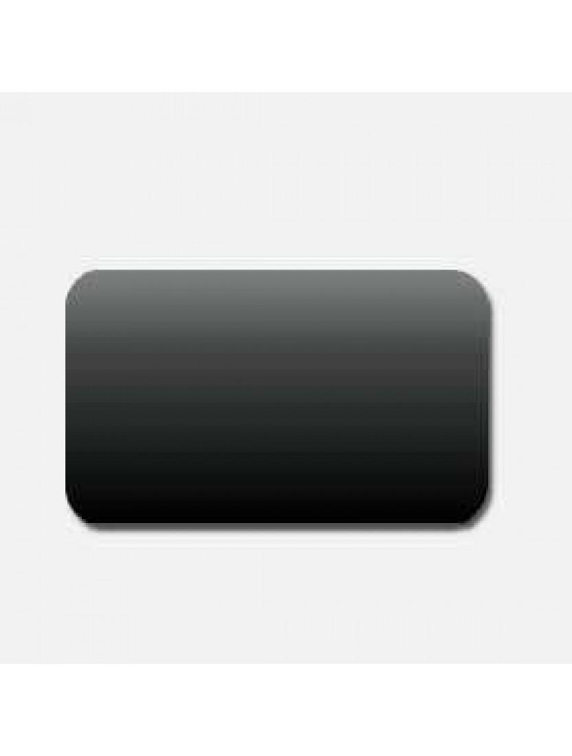 Межрамные горизонтальные жалюзи 25 мм черный