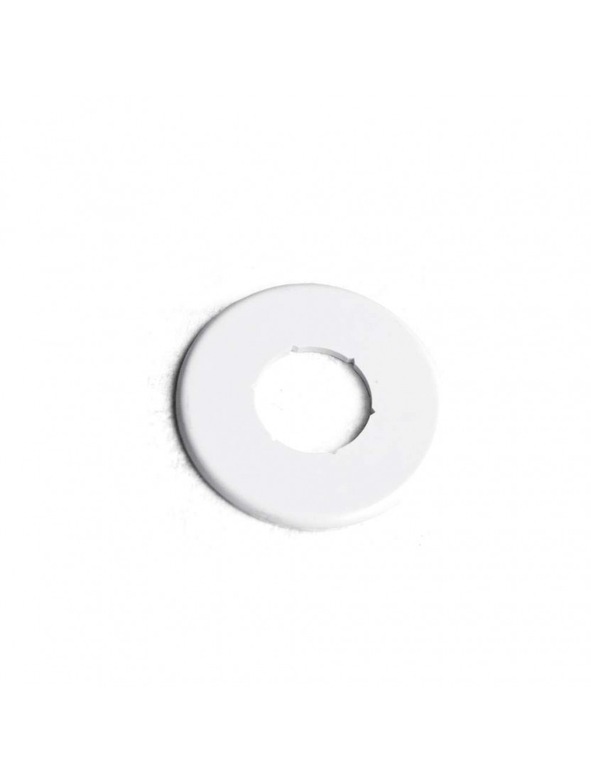 Кольцо подкладочное белое RUS