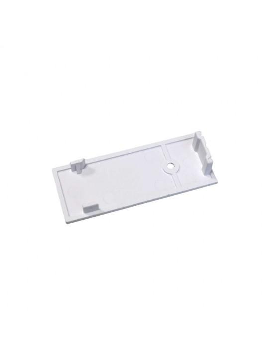 Заглушка для направляющей (серия L), белая