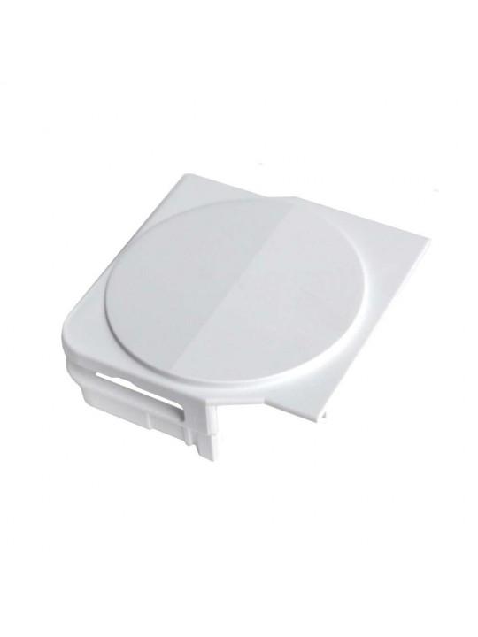 Крышка кассеты левая, цепь (Benthin М), белая