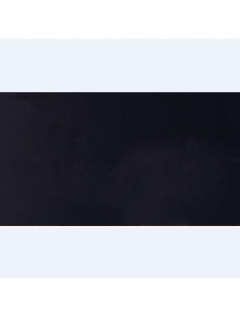 Горизонтальные деревянные жалюзи 50 мм павловния черный