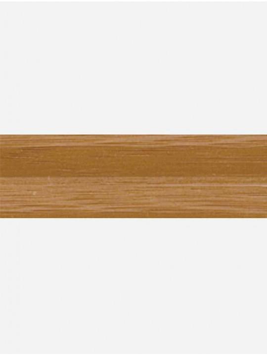 Горизонтальные бамбуковые жалюзи 25 мм кофе