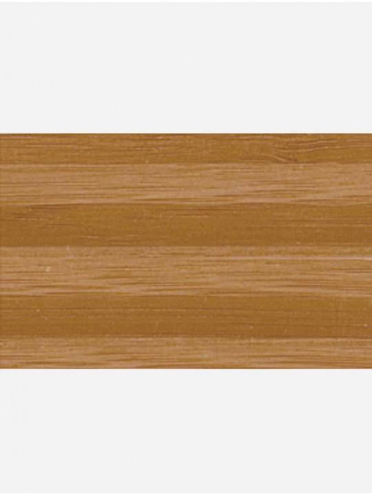 Горизонтальные бамбуковые жалюзи 50 мм кофе