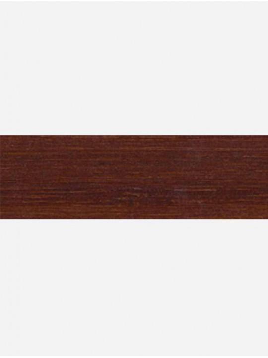 Горизонтальные бамбуковые жалюзи 25 мм махагони