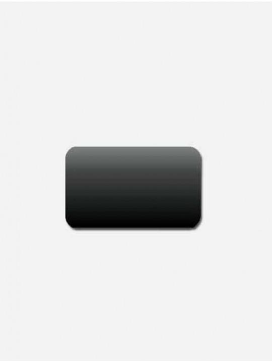 Горизонтальные алюминиевые жалюзи черный