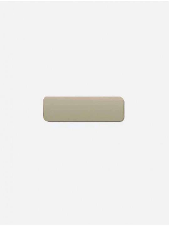 Горизонтальные алюминиевые жалюзи 16 мм темно-бежевый
