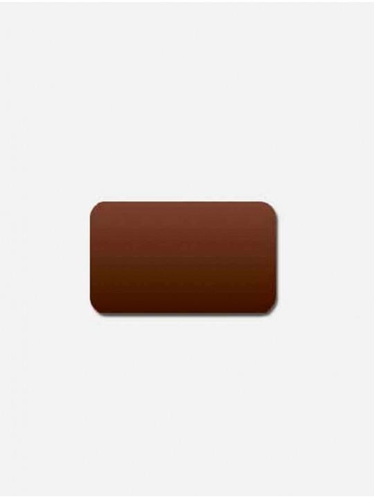 Горизонтальные алюминиевые жалюзи коричневый