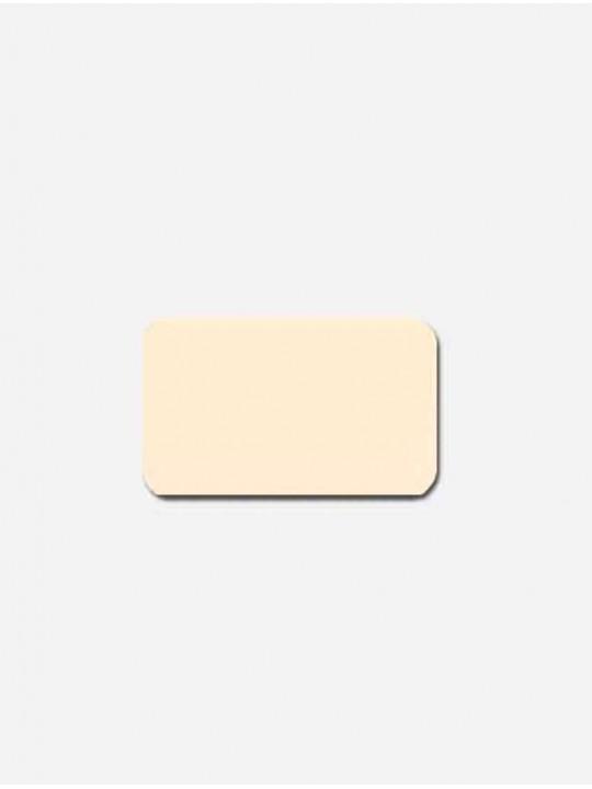 Горизонтальные алюминиевые жалюзи 25 мм светло-желтый