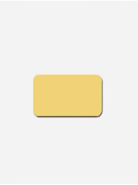 Горизонтальные алюминиевые жалюзи желтый