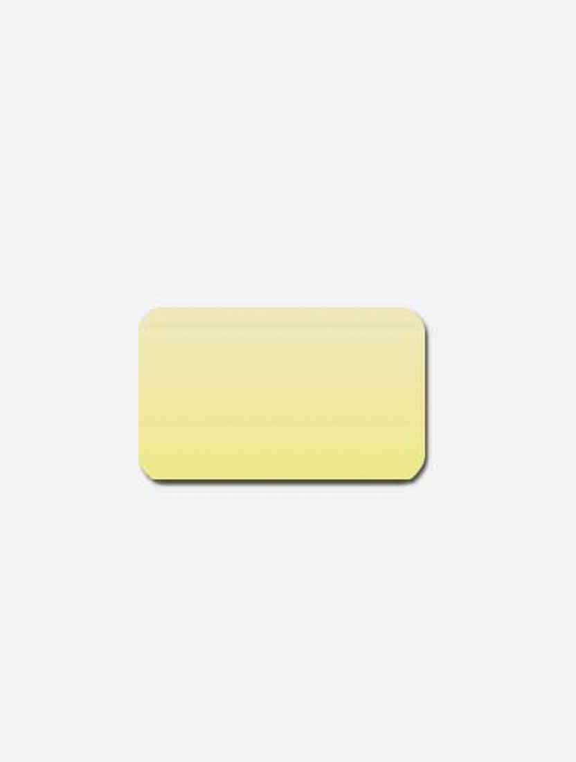 Межрамные горизонтальные жалюзи 25 мм лимонный