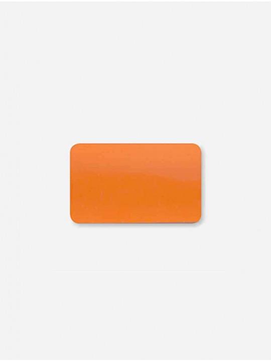 Горизонтальные алюминиевые жалюзи оранжевый
