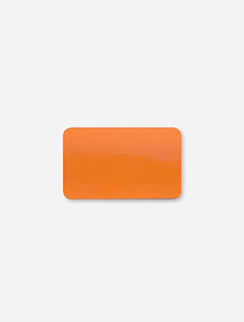 Межрамные горизонтальные жалюзи 25 мм оранжевый