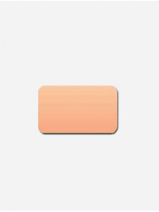 Горизонтальные алюминиевые жалюзи 25 мм темно-персиковый