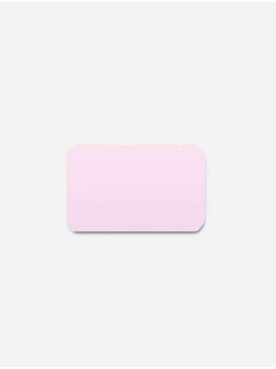 Горизонтальные алюминиевые жалюзи Венус светло-розовые