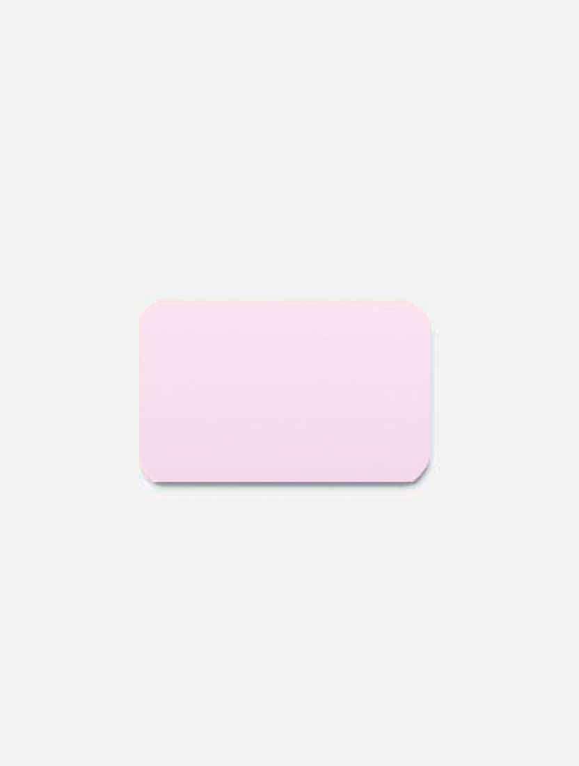 Межрамные горизонтальные жалюзи 25 мм светло-розовый