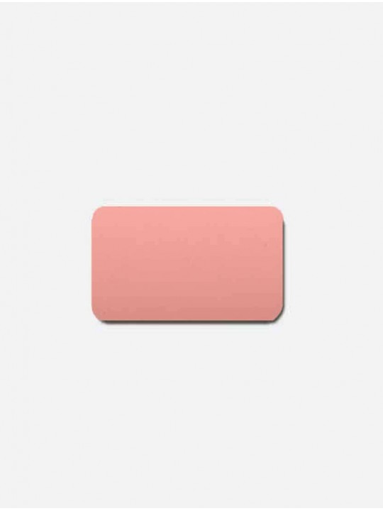 Горизонтальные алюминиевые жалюзи 25 мм розовый