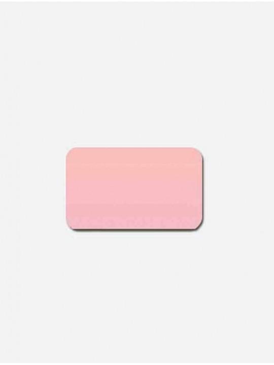Горизонтальные алюминиевые жалюзи с электроприводом цвет розовый