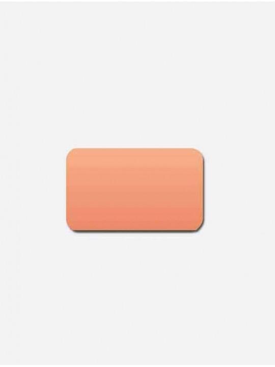 Горизонтальные алюминиевые жалюзи ярко-персиковый