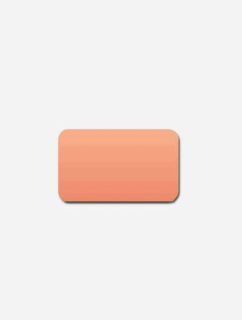 Межрамные горизонтальные жалюзи 25 мм ярко-персиковый