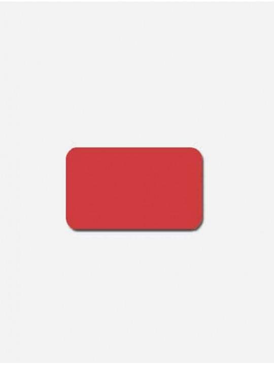 Горизонтальные алюминиевые жалюзи Венус красные матовые
