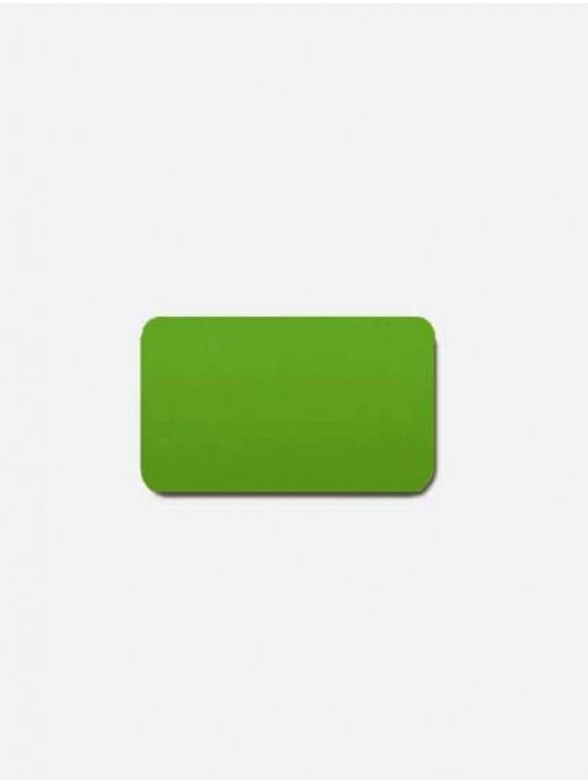 Горизонтальные алюминиевые жалюзи зеленый