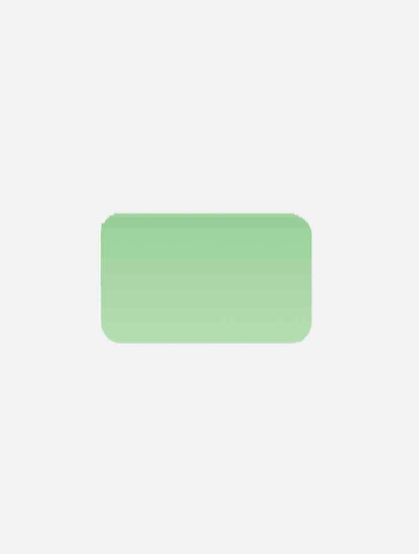 Межрамные горизонтальные жалюзи 25 мм зеленый