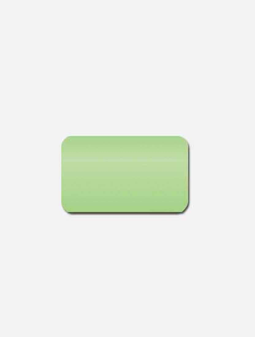 Межрамные горизонтальные жалюзи 25 мм зеленый глянец