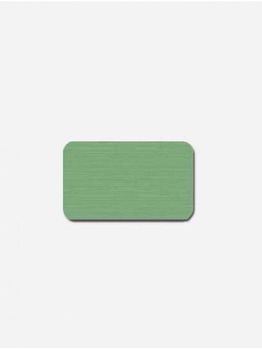 Горизонтальные алюминиевые жалюзи 25 мм зеленый металлик