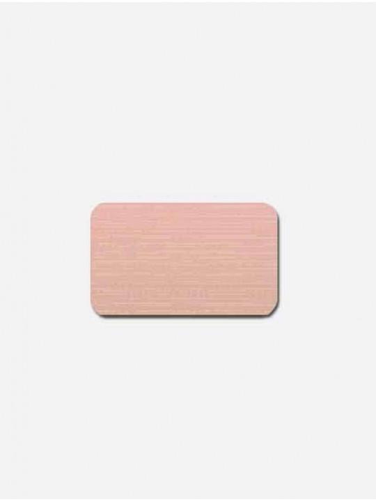 Горизонтальные алюминиевые жалюзи розовый металлик
