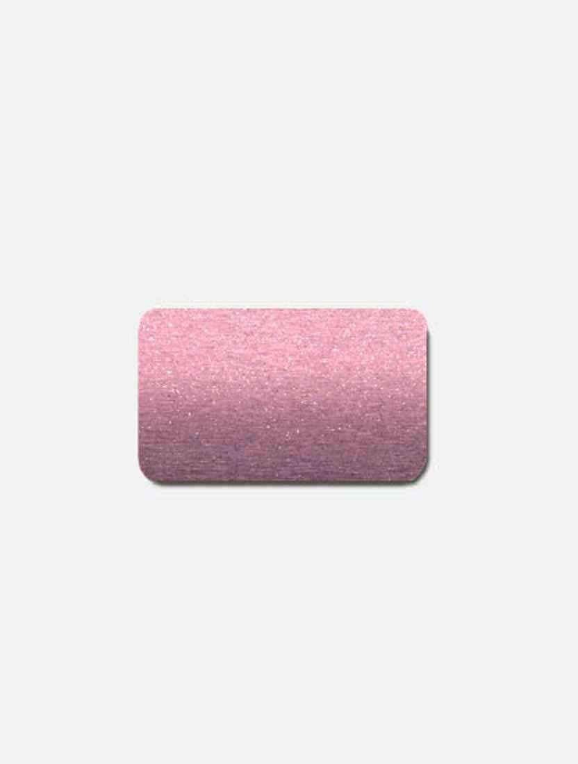 Межрамные горизонтальные жалюзи 25 мм темно-розовый металлик