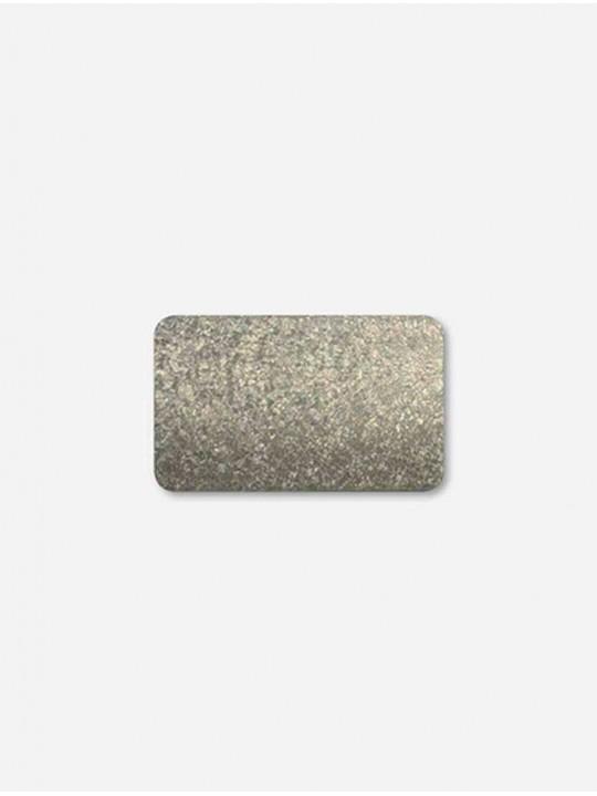 Горизонтальные алюминиевые жалюзи золото кварц