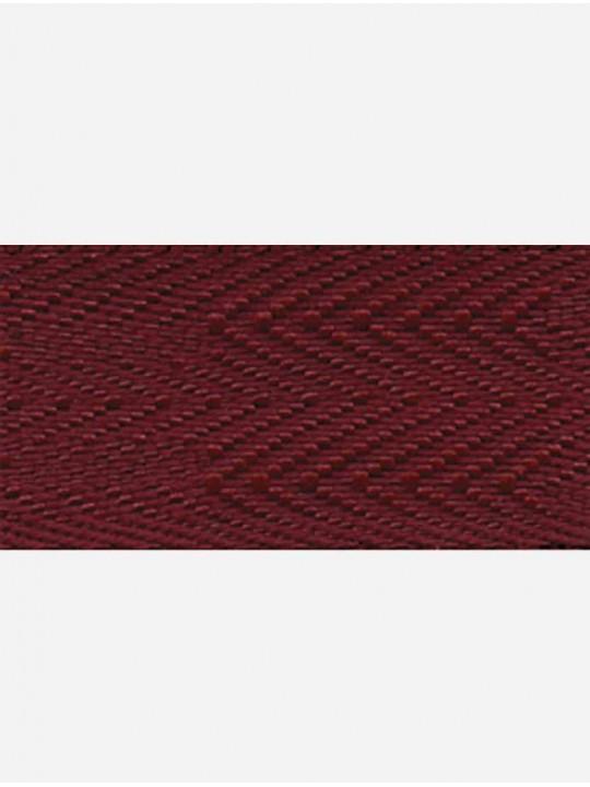 Декоративная лесенка для горизонтальных жалюзи 50мм махагони