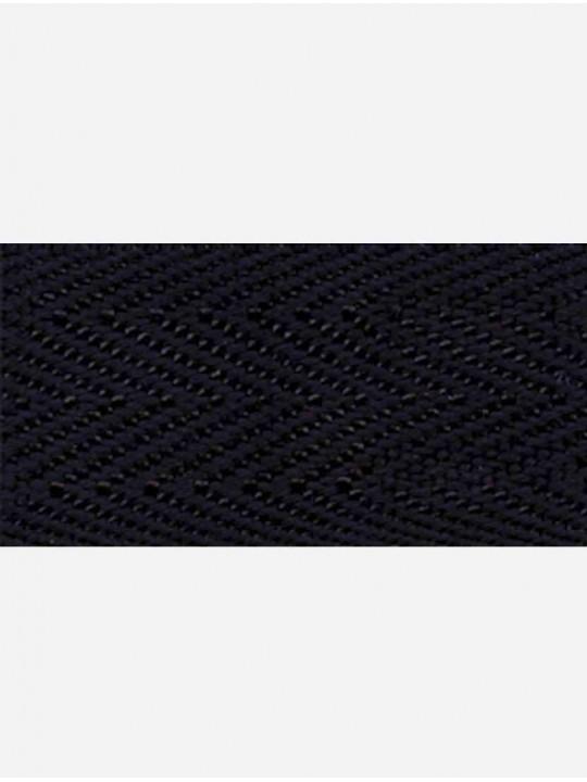 Декоративная лесенка для горизонтальных жалюзи 50мм черный