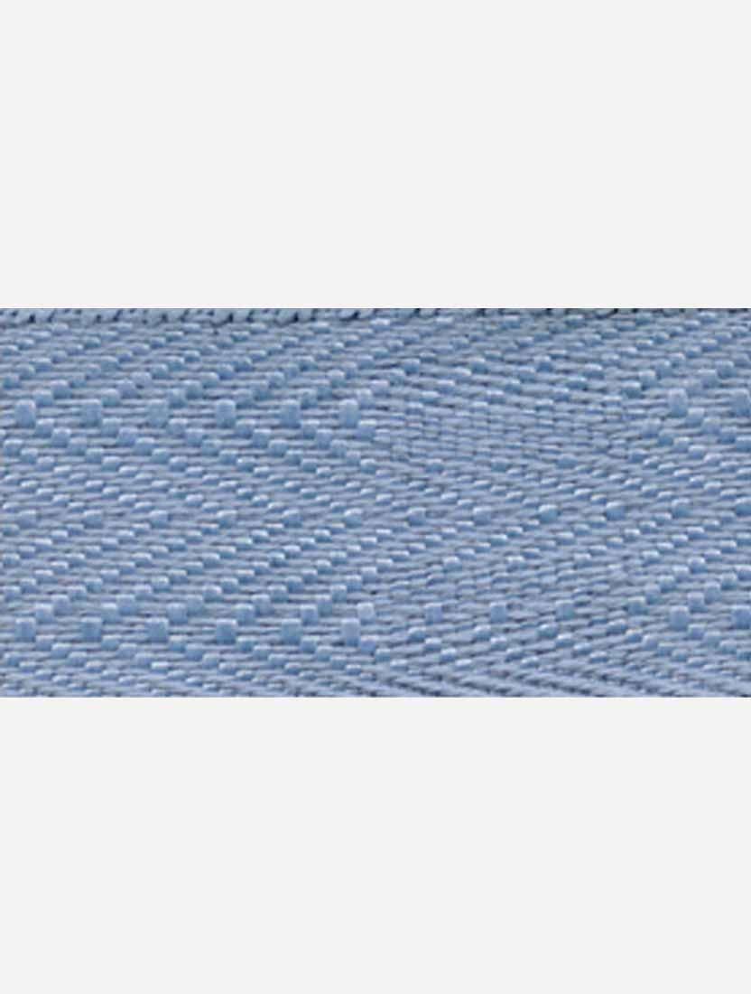 Декоративная лесенка для горизонтальных жалюзи 50мм голубой