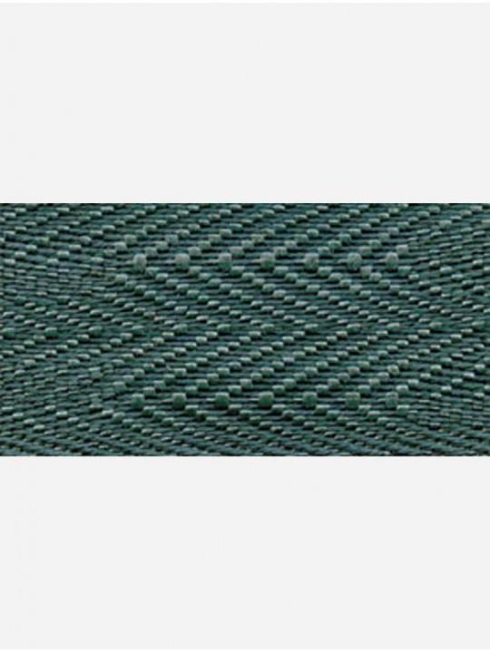Декоративная лесенка для горизонтальных жалюзи 50мм зеленый