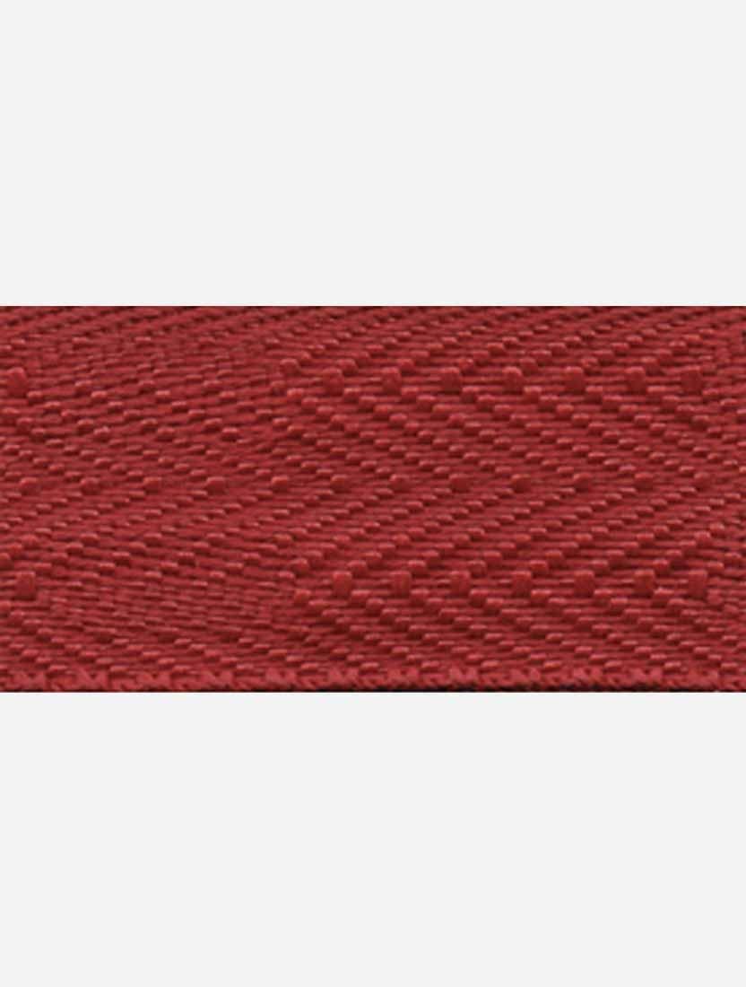 Декоративная лесенка для горизонтальных жалюзи 50мм красный