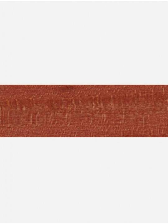 Горизонтальные деревянные жалюзи 25 мм розовое дерево