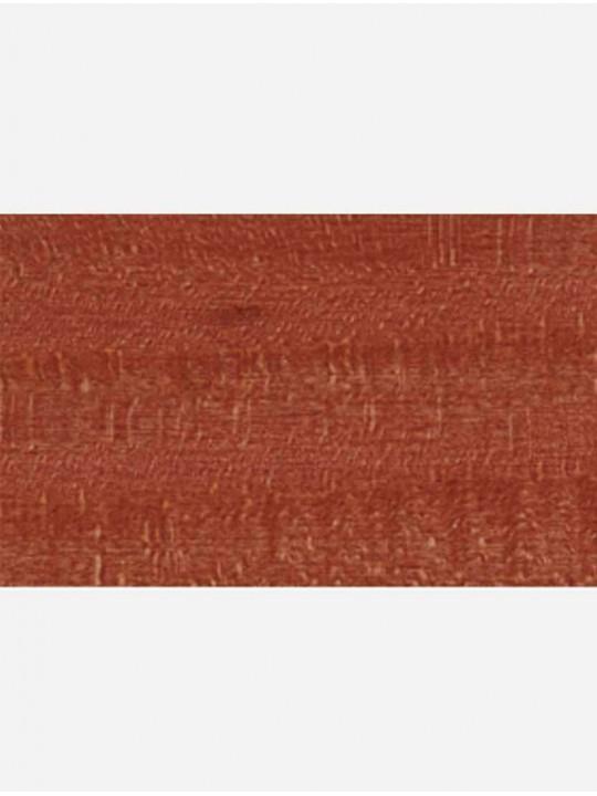 Горизонтальные деревянные жалюзи 50 мм розовое дерево