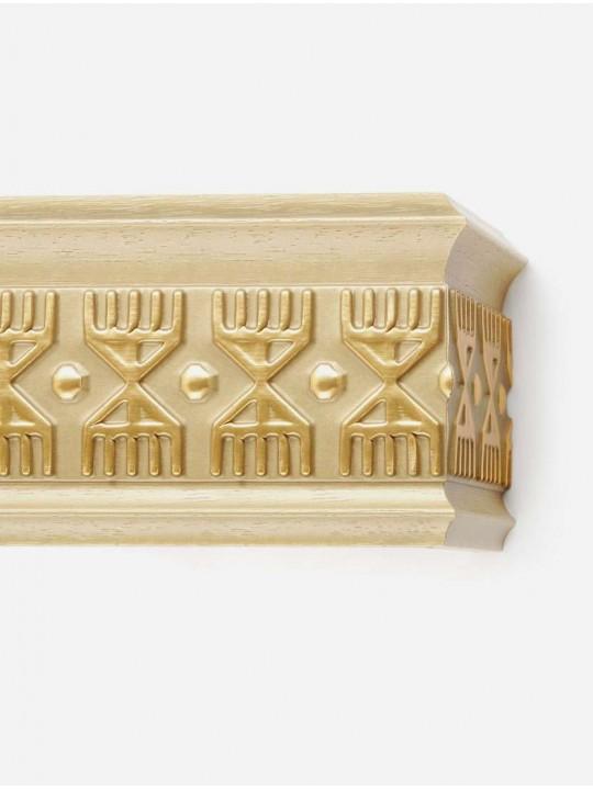 Багетный карниз Цивилизация Амулет на фанерной раме 16см