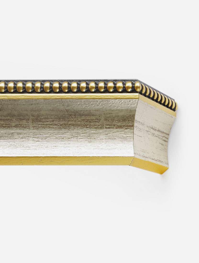Багетный карниз Лувр на фанерной раме 16см