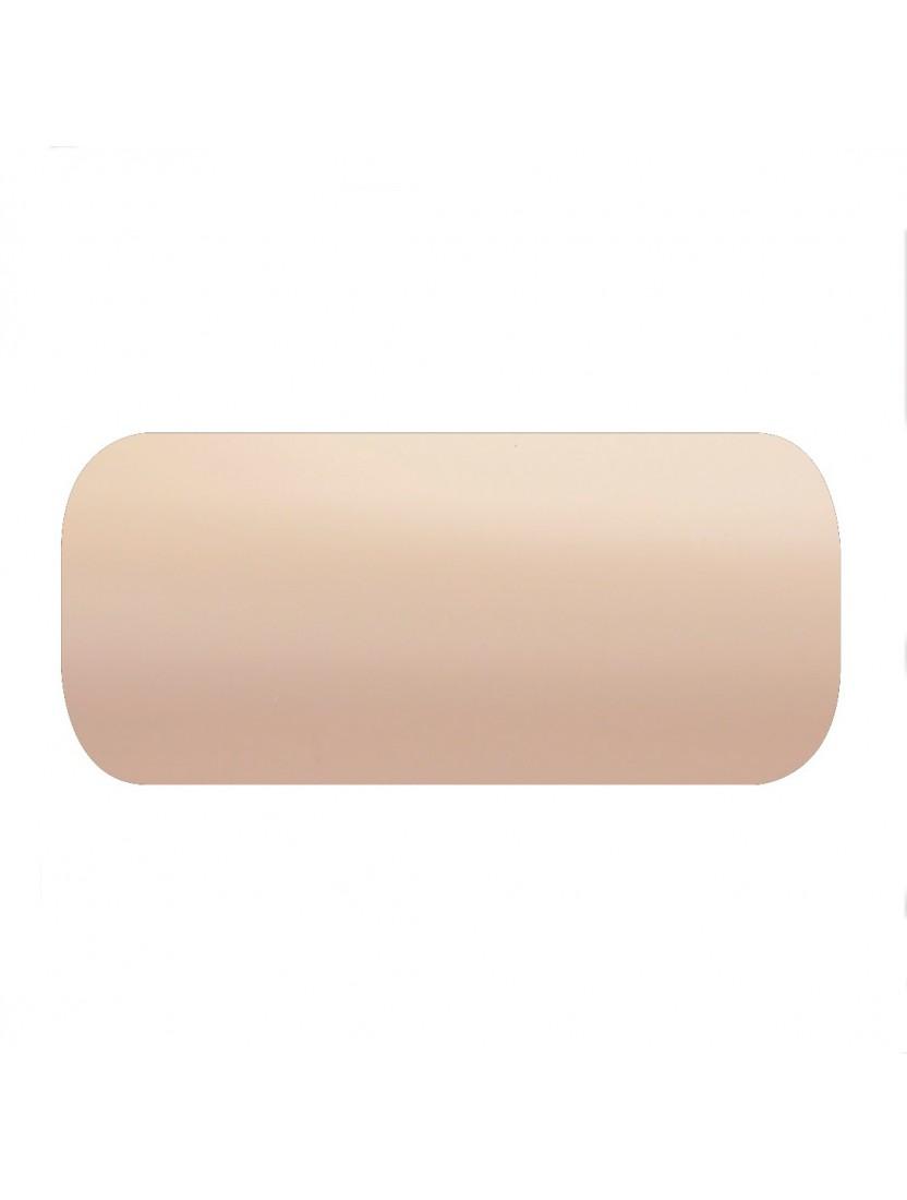 Межрамные горизонтальные жалюзи 25 мм темно-персиковый