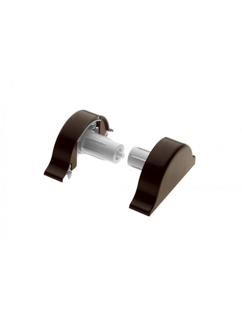 Механизм управления комплект, правый UNI (коричневый)