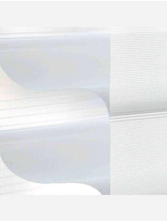 Жалюзи Мираж 25 мм Дольче белый
