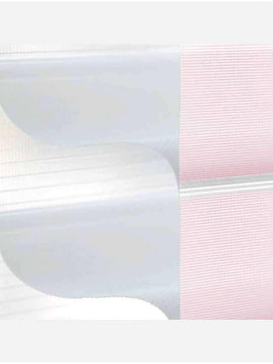 Жалюзи Мираж 25 мм Дольче розовый