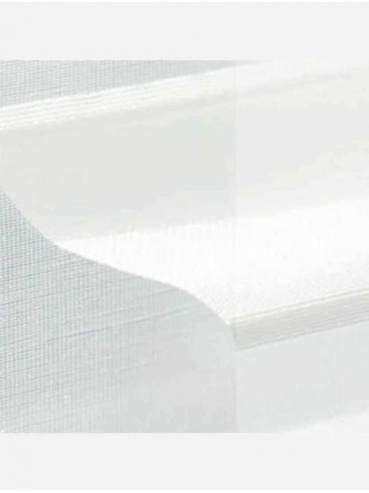 Жалюзи Мираж 55 мм Соната с электроприводом цвет белый