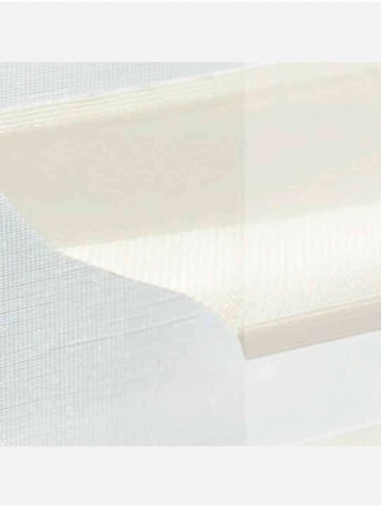 Жалюзи Мираж 55 мм Соната с электроприводом цвет магнолия