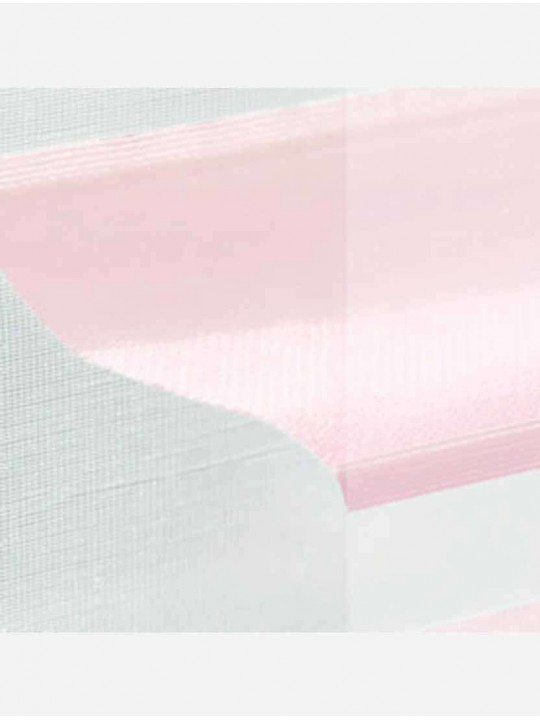 Жалюзи Мираж 55 мм Соната с электроприводом цвет розовый