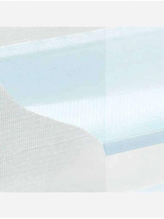 Жалюзи Мираж 55 мм Соната с электроприводом цвет голубой