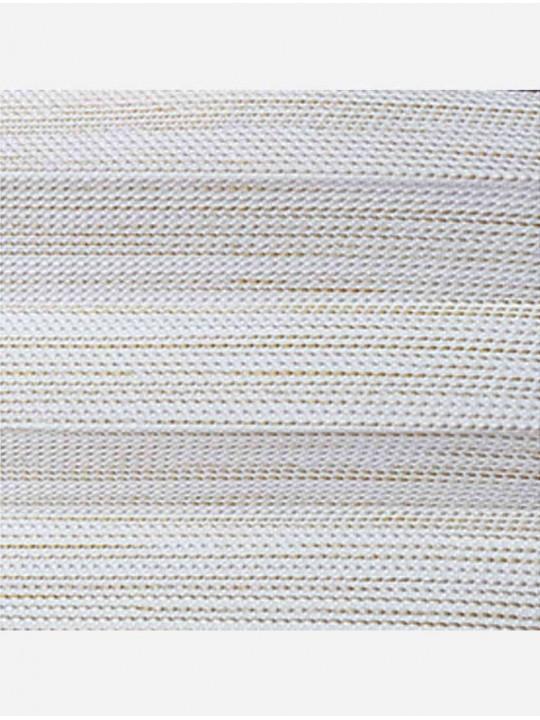 Штора плиссе тканевая Импала светло-бежевый