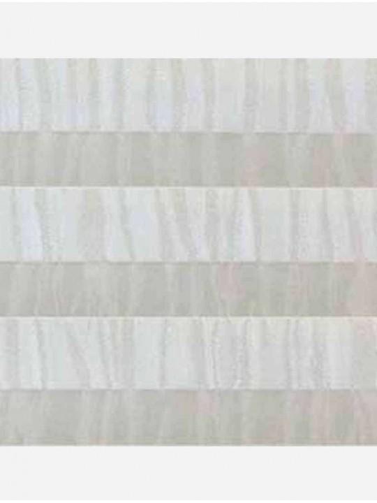 Штора плиссе тканевая Ниагара белый